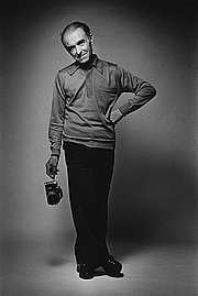 Author photo. Jeanloup Sieff