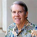 Author photo. Steven M. Stanley [credit: University of Hawai'i at Manoa]