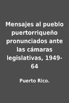 Mensajes al pueblo puertorriqueño…