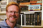 Author photo. Dr Randall Cerveny