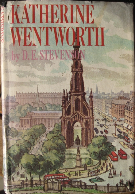 Katherine Wentworth cover