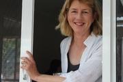Author photo. Australian science fiction author Maxine McArthur (2012). Photo by Catriona Sparks. (CC BY-SA 2.0)