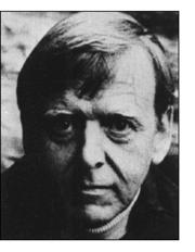 Author photo. Dr. Julian Jaynes (1920 – 1997)
