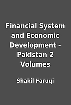Financial System and Economic Development -…