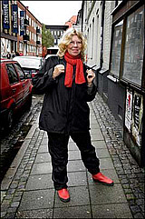 Author photo. Ingrid Ingemark