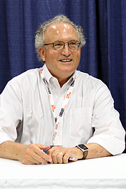 "Author photo. Mark Bowden at the 2018 U.S. National Book Festival By Fuzheado - Own work, CC BY-SA 4.0, <a href=""https://commons.wikimedia.org/w/index.php?curid=72309128"" rel=""nofollow"" target=""_top"">https://commons.wikimedia.org/w/index.php?curid=72309128</a>"