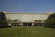 Author photo. Original Headquarters Building (<a href=&quot;https://www.cia.gov&quot;>cia.gov</a>)