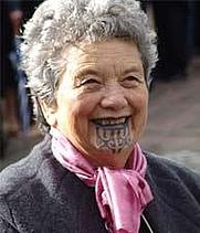 Author photo. Māori Language Institute