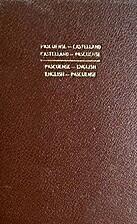 Diccionario y Gramática de la Lengua de la…