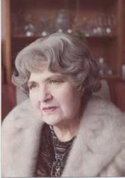 Author photo. Beryl Dean (1911–2001)