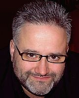 Author photo. Paul Ebbs