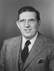 Author photo. Raymond J. Seeger [credit: University of Kentucky; source: Kentucky Digital Library]