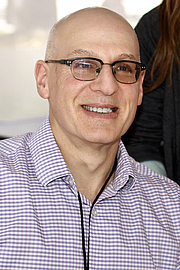 "Author photo. Author Gordon Korman at the 2019 Texas Book Festival in Austin, Texas, United States. By Larry D. Moore, CC BY-SA 4.0, <a href=""https://commons.wikimedia.org/w/index.php?curid=84523418"" rel=""nofollow"" target=""_top"">https://commons.wikimedia.org/w/index.php?curid=84523418</a>"