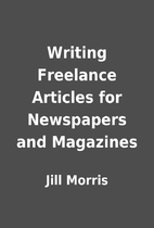 Writing Freelance Articles for Newspapers…