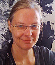 Author photo. Christine Lehmann