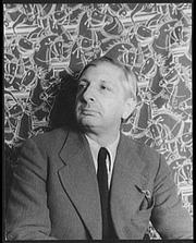 Author photo. Photograph by Carl Van Vechten, 1936 Nov. 5.