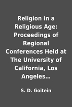 Religion in a Religious Age: Proceedings of…