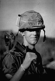 Author photo. Photo by Dale Dye, property of U.S. Marine Corps (Wikipedia)