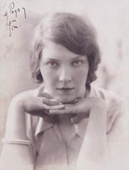 Author photo. Jean Rhys foto: Modernista