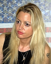 Author photo. Elizabeth Wurtzel (Wikipedia)