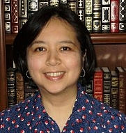 Author photo. Julia P. Gelardi