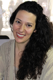 """Author photo. Author Elisa Albert at the 2015 Texas Book Festival. By Larry D. Moore, CC BY-SA 4.0, <a href=""""https://commons.wikimedia.org/w/index.php?curid=44311652"""" rel=""""nofollow"""" target=""""_top"""">https://commons.wikimedia.org/w/index.php?curid=44311652</a>"""