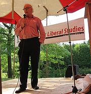 Author photo. Institute for Liberal Studies