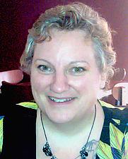 Author photo. Storm Weaver, 2013