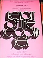 Revolt of the Second Sex by Julie Ellis
