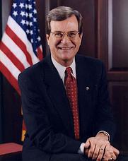 Author photo. Official U.S. Senate Portait