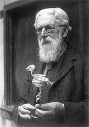 Author photo. D'Arcy Wentworh Thompson [credit: Wikipedia]
