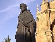 Author photo. Francisco de Vitoria, Salamanca, Spain. Photo by Jacob Burckhardt / Wikimedia Commons.