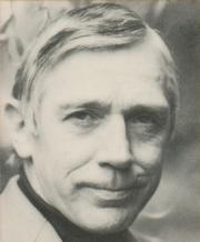 Author photo. Willi Heinrich (1920-2005)