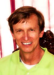 Author photo. James Diedrick