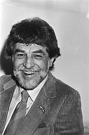 Author photo. Wim Ibo in 1980 [credit: Dijk, Hans van / Anefo; source: Nationaal Archief Fotocollectie Anefo; copied from Wikipedia]