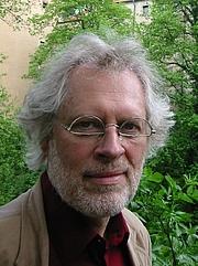 Author photo. Carl-Gunnar Åhlén