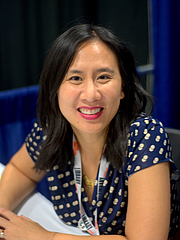 """Author photo. 2018 National Book Festival By Avery Jensen - Own work, CC BY-SA 4.0, <a href=""""https://commons.wikimedia.org/w/index.php?curid=72705538"""" rel=""""nofollow"""" target=""""_top"""">https://commons.wikimedia.org/w/index.php?curid=72705538</a>"""