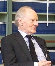 Author photo. Robert Spaemann, October 2010