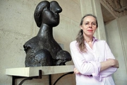 "Author photo. Anne Baldassari, Director of the Musée Picasso, Paris. (Photograph found on the web site of <a href=""http://www.theartnewspaper.com/articles/The-price-of-a-Picasso-loan/23456"" rel=""nofollow"" target=""_top"">The Art Newspaper</a>)"