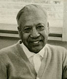 Author photo. Swami Prabhavananda