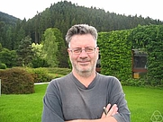 Author photo. Oded Goldreich. Photo by Renate Schmid.