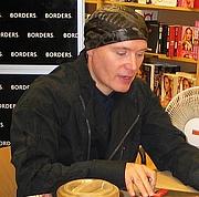 Author photo. Oxford, 23 September 2006