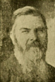 Author photo. Image from <b><i>Sparks from the anvil of thought and industry</i></b> (1910) by William Yancey Erwin