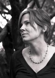 Author photo. Photo: Lisa Goodfellow Bowe