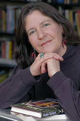 Author photo. Photo by Cary Herz.