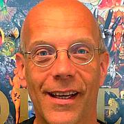 Author photo. Geert Lovink