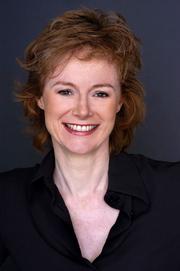 Author photo. Amanda Stevenson Lupke