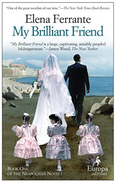 My Brilliant Friend cover