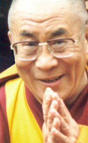 Author photo. H.H. Dalai Lama XIV, Tenzin Gyatso