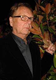Author photo. Richard Marshall [credit: David Patrick Columbia & Jeffrey Hirsch/NewYorkSocialDiary.com]